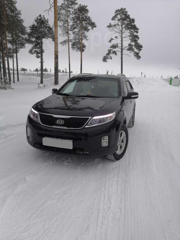 Kia Sorento, 2017 год, 1 450 000 руб.
