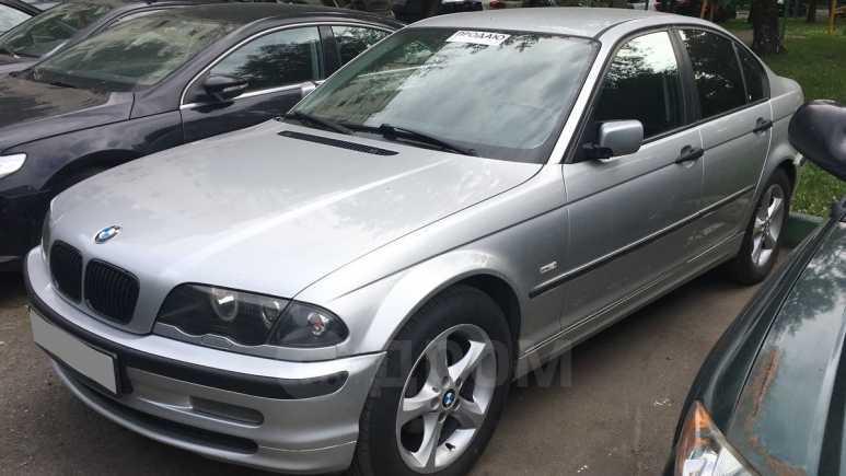 BMW 3-Series, 2001 год, 339 999 руб.