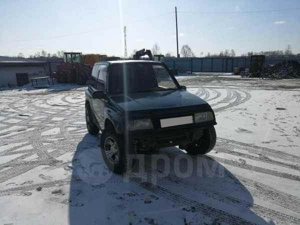Suzuki Escudo, 1989 год, 200 000 руб.
