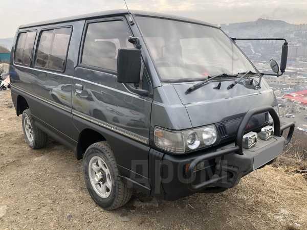 Mitsubishi Delica, 1991 год, 275 000 руб.