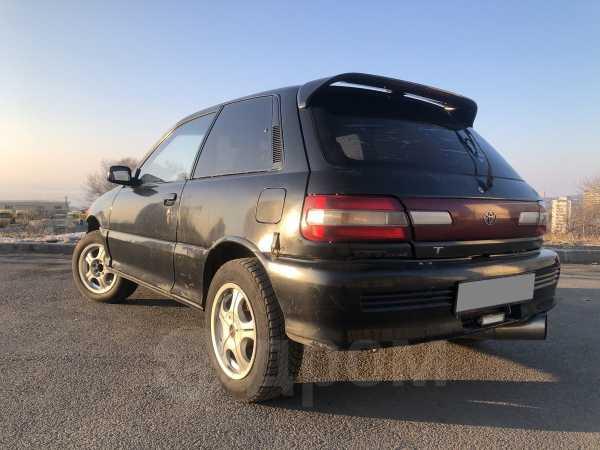 Toyota Starlet, 1994 год, 90 000 руб.