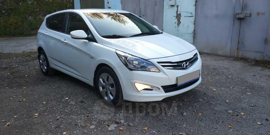 Hyundai Solaris, 2015 год, 537 000 руб.