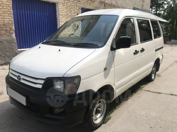 Toyota Town Ace, 1999 год, 205 000 руб.