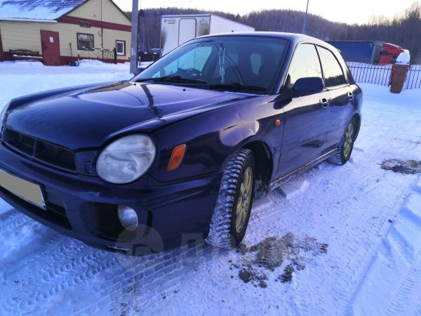 Subaru Impreza, 2000 год, 220 000 руб.
