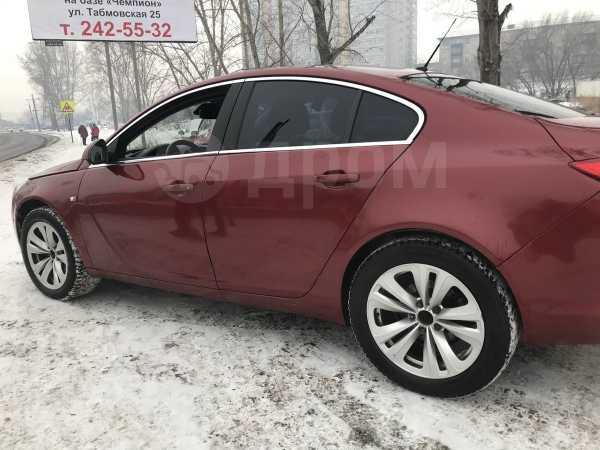Opel Insignia, 2008 год, 389 000 руб.