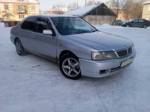 Nissan Bluebird, 1999 год, 125 000 руб.