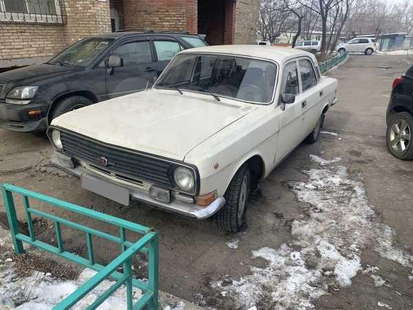 ГАЗ 24 Волга, 1988 год, 50 000 руб.