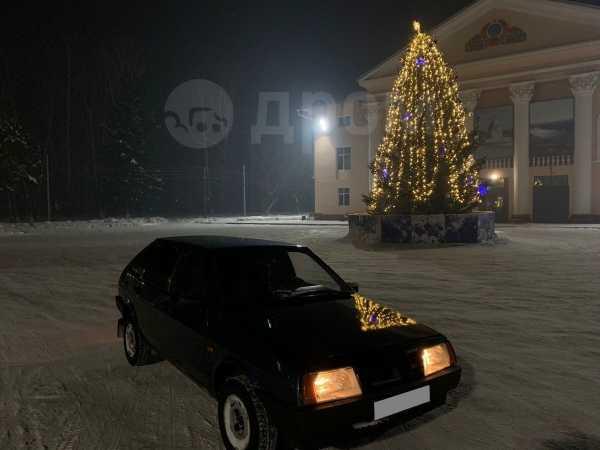Лада 2109, 1998 год, 110 000 руб.