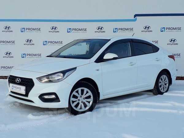 Hyundai Solaris, 2017 год, 743 000 руб.