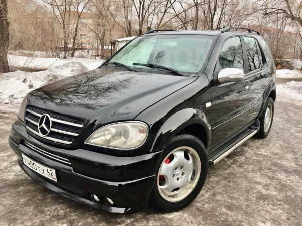 Mercedes-Benz M-Class, 2000 год, 340 000 руб.