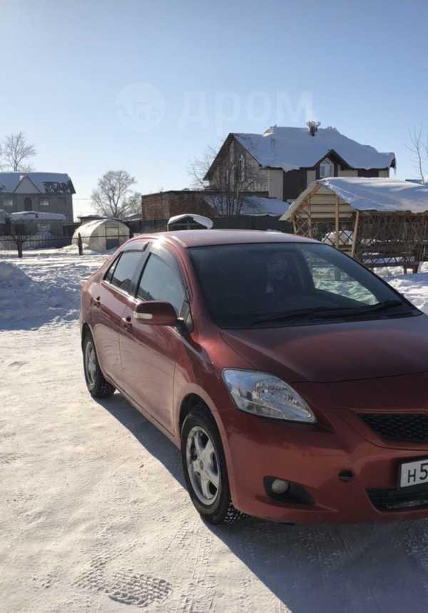Toyota Belta, 2008 год, 280 000 руб.
