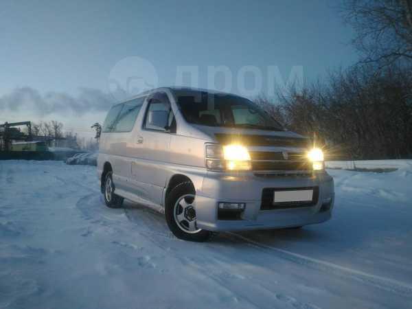 Nissan Homy Elgrand, 1998 год, 300 000 руб.