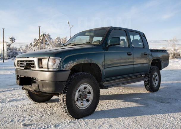 Toyota Hilux Pick Up, 1997 год, 550 000 руб.