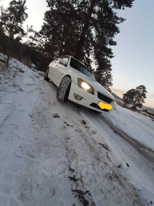 Toyota Altezza, 2002 год, 320 000 руб.