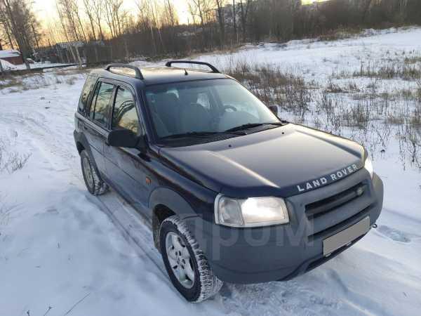 Land Rover Freelander, 2001 год, 245 000 руб.