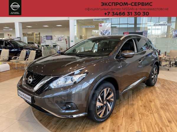 Nissan Murano, 2019 год, 2 659 000 руб.