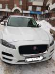 Jaguar F-Pace, 2016 год, 2 350 000 руб.