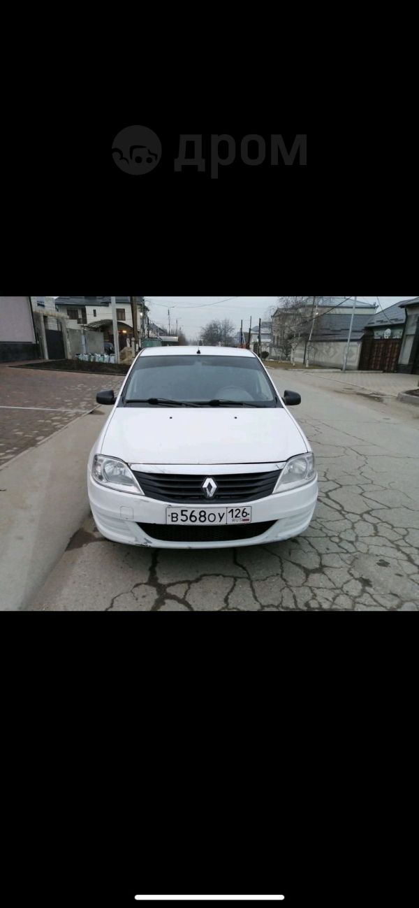 Renault Logan, 2010 год, 158 000 руб.