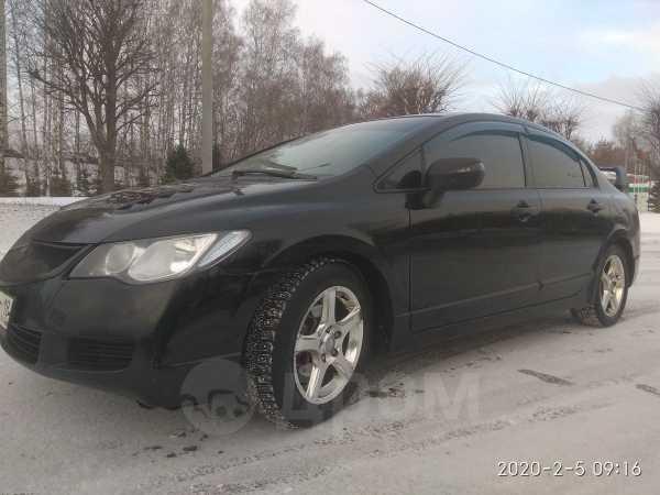 Honda Civic, 2007 год, 327 000 руб.