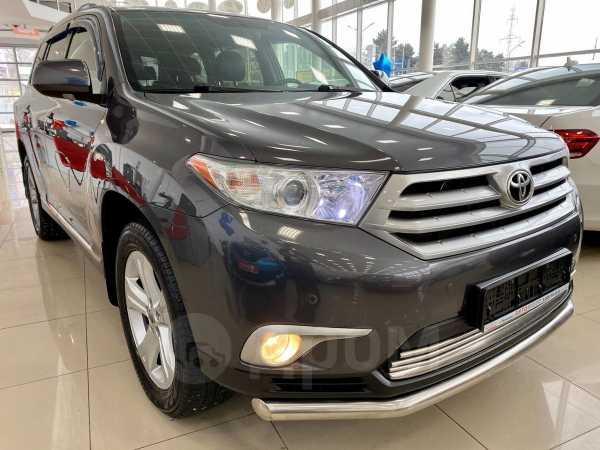 Toyota Highlander, 2012 год, 1 449 999 руб.