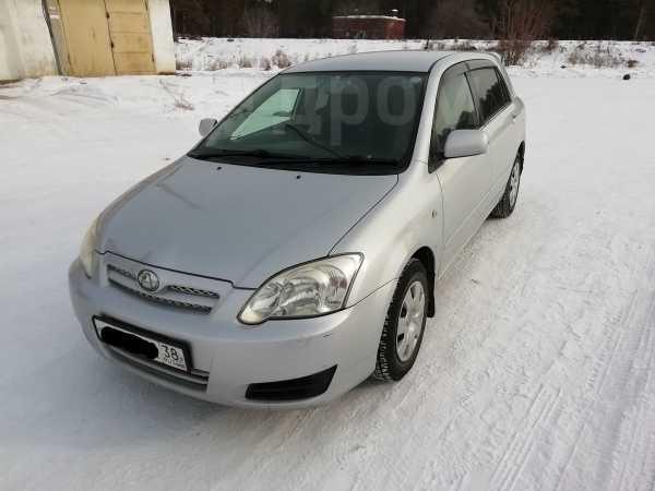 Toyota Allex, 2005 год, 370 000 руб.