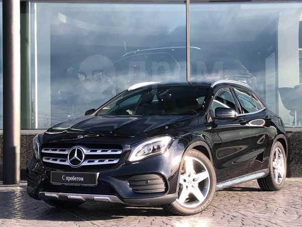 Mercedes-Benz GLA-Class, 2019 год, 1 970 000 руб.