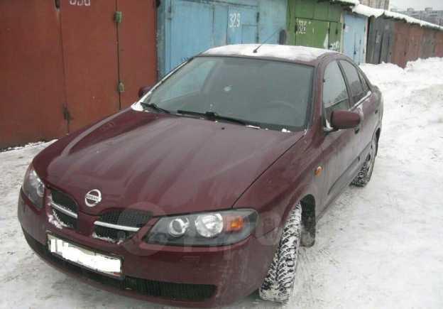 Nissan Almera, 2003 год, 225 000 руб.