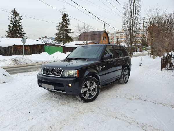 Land Rover Range Rover Sport, 2011 год, 1 095 000 руб.