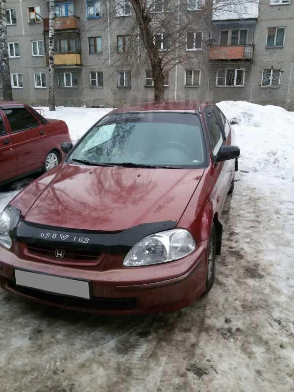 Honda Civic, 1997 год, 150 000 руб.