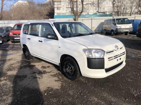Toyota Probox, 2015 год, 435 000 руб.