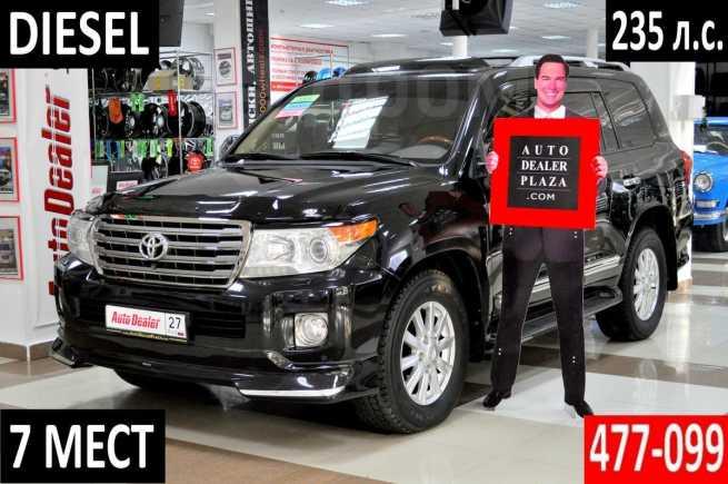 Toyota Land Cruiser, 2014 год, 3 099 000 руб.