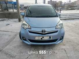 Улан-Удэ Toyota Ractis 2012