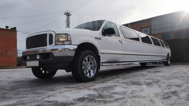 Ford Excursion, 2001 год, 650 000 руб.