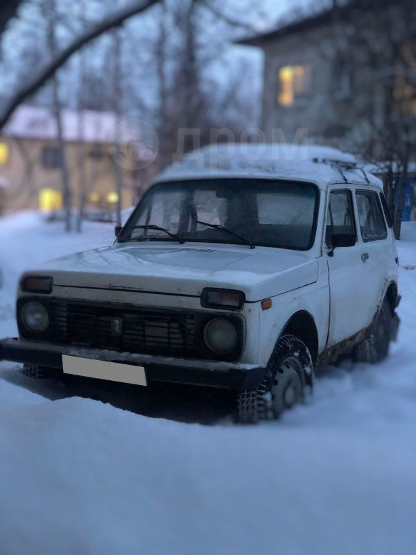 Лада 4x4 2121 Нива, 1993 год, 40 000 руб.