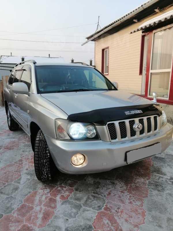 Toyota Kluger V, 2001 год, 515 000 руб.