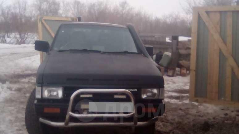 Nissan Terrano, 1992 год, 350 000 руб.