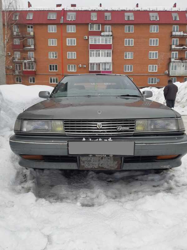 Toyota Mark II, 1988 год, 100 000 руб.