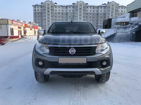 Fiat Fullback, 2017 год, 1 700 000 руб.