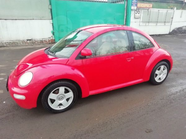 Volkswagen Beetle, 1998 год, 200 000 руб.