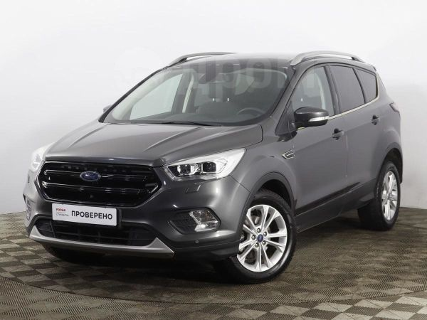 Ford Kuga, 2018 год, 1 505 000 руб.