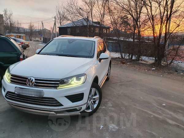 Volkswagen Touareg, 2016 год, 2 800 000 руб.