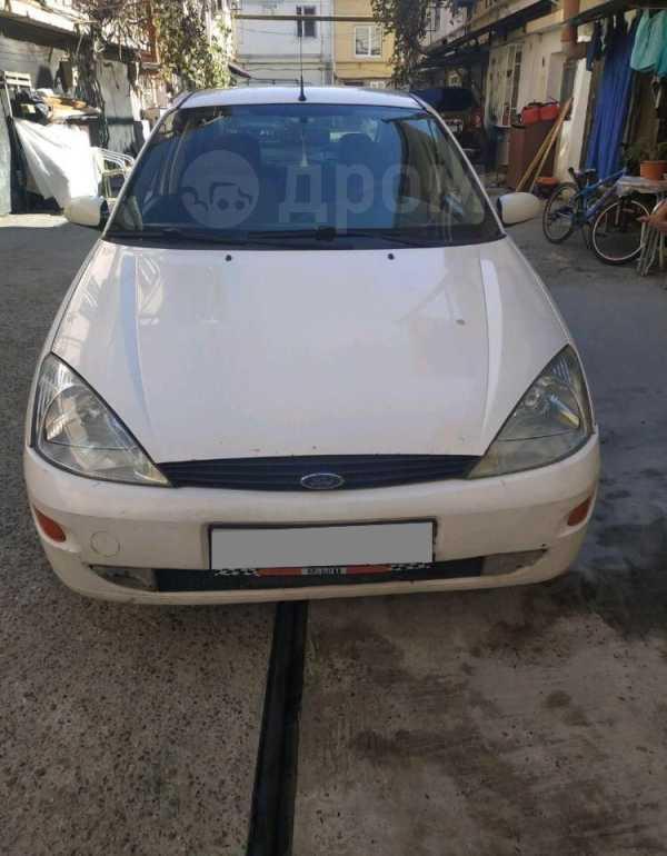 Ford Focus, 2001 год, 143 000 руб.