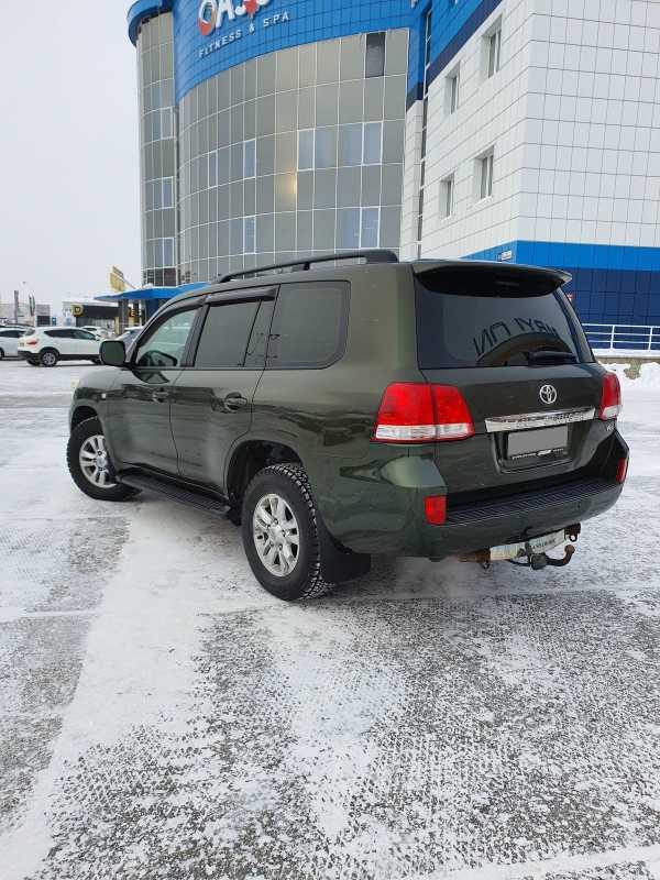 Toyota Land Cruiser, 2008 год, 1 999 900 руб.