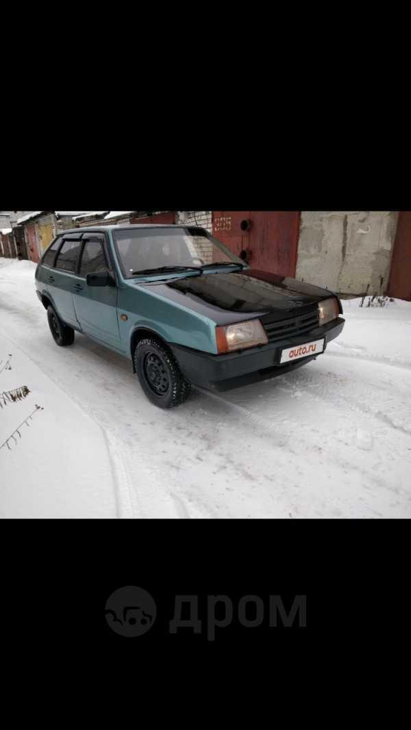 Лада 2109, 1999 год, 34 999 руб.
