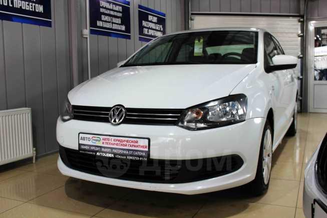 Volkswagen Polo, 2014 год, 524 900 руб.