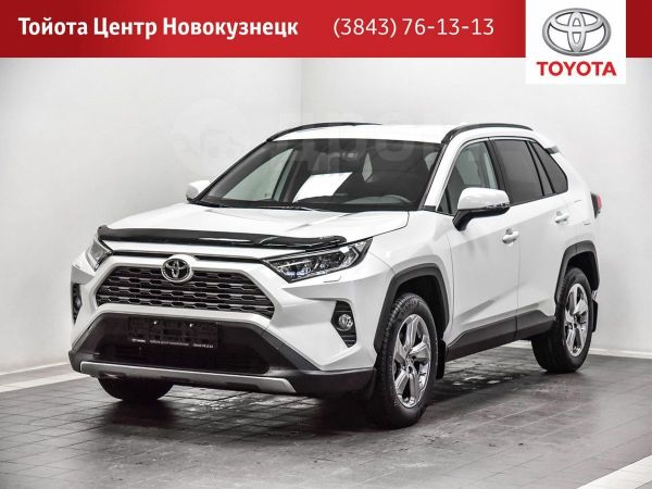 Toyota RAV4, 2019 год, 1 910 000 руб.