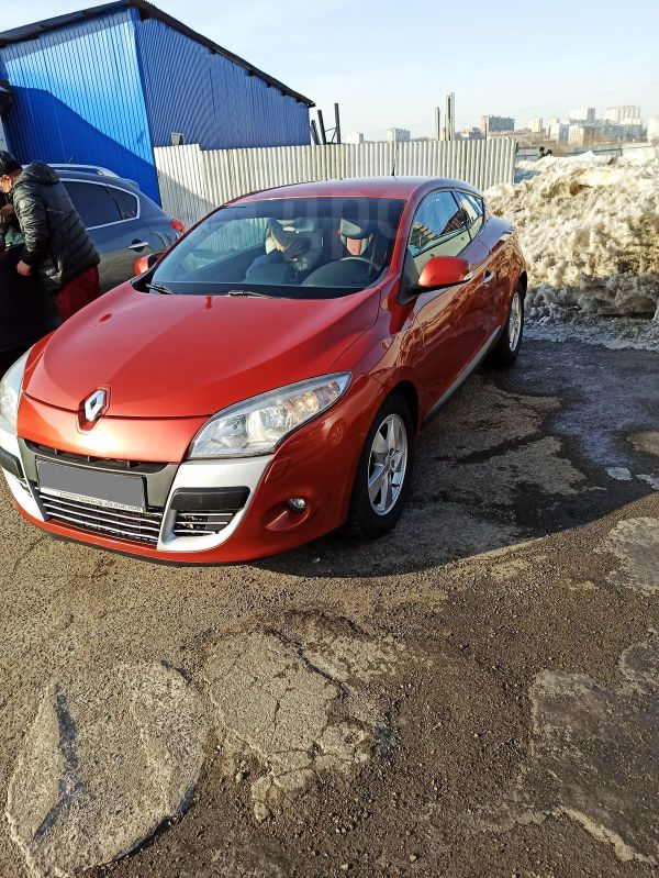 Renault Megane, 2010 год, 350 000 руб.