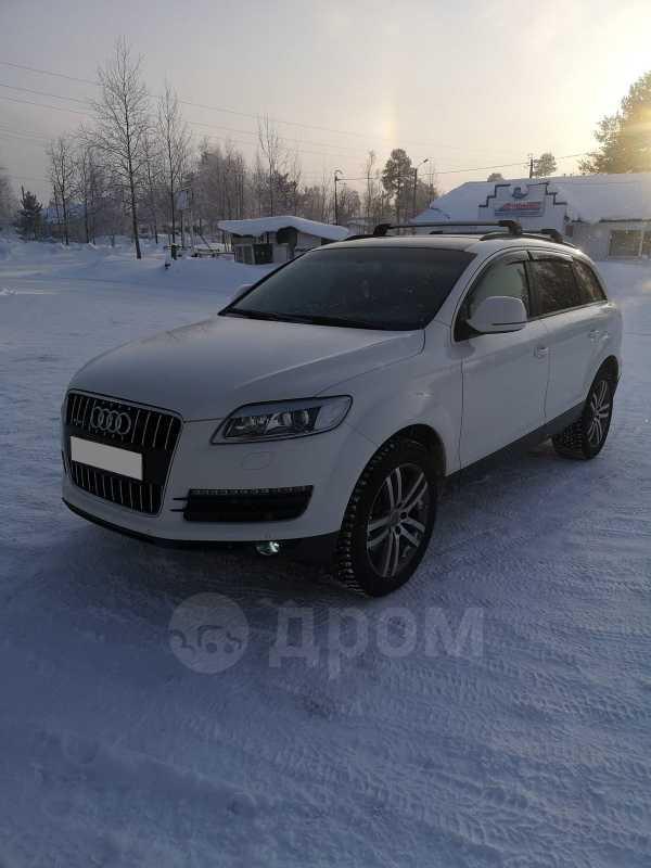 Audi Q7, 2008 год, 1 000 000 руб.