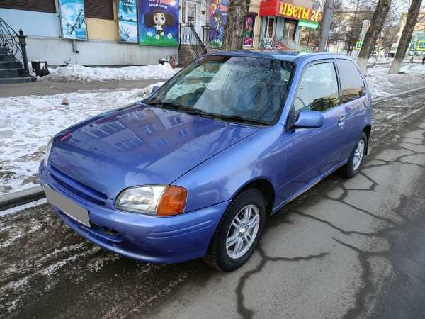 Toyota Starlet, 1996 год, 149 000 руб.