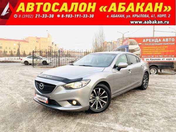 Mazda Mazda6, 2013 год, 849 000 руб.